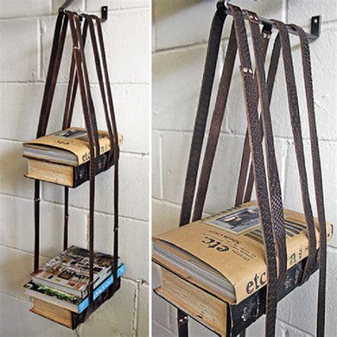 Rak Sepatu Hangning Gantung Creative R0761b libreria fai da te 10 facili idee originali da realizzare legno e altri materiali