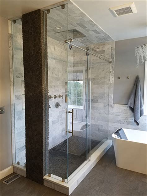 Custom Sliding Shower Doors Custom Sliding Shower Doors Options