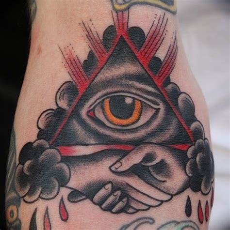 eye of providence tattoo 487 best images on ideas