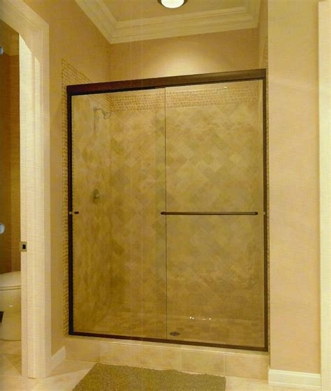 Shower Tub Enclosure Gallery Shower Door Bar