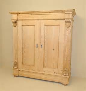 large pine wardrobe antiques atlas
