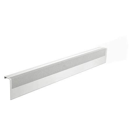 Radiant Baseboard Heaters Canada Baseboarders Basic Series 4 Ft Galvanized Steel Easy Slip
