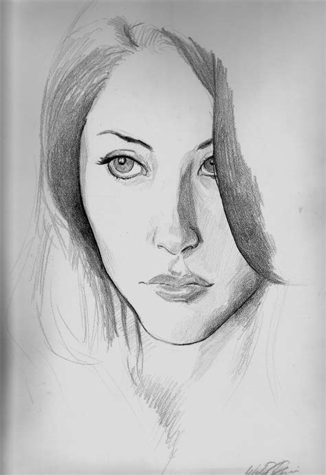 pencil drawings from photos free wax pencil drawing by wes stclaire on deviantart