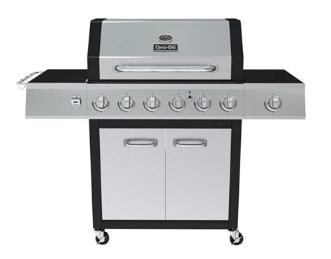 coleman backyard select grill dynaglo black stainless premium grills 5 burner natural
