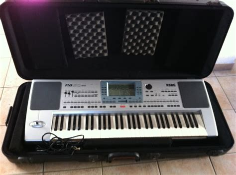 Keyboard Korg Pa50sd Second korg pa50sd image 454212 audiofanzine