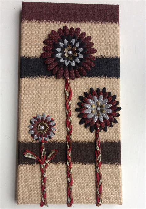 acrylic paint on burlap canvas pin by gostic on brightify