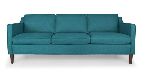 ashley furniture teal sofa teal sofa bed laude run micha fabric fiber sofa bed