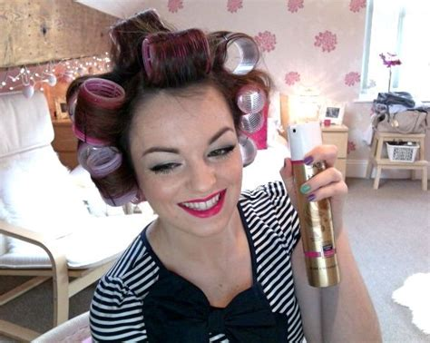 how to use hot rollers the small things blog 534 best images about different ways to wear your hair on