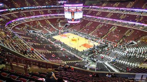 united center section 312 united center section 313 chicago bulls rateyourseats com