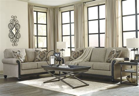taupe living room furniture blackwood taupe living room set from coleman