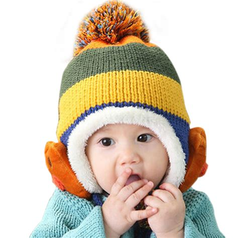 Topi Anak Musim Dingin Winter 1 balita musim dingin topi promotion shop for promotional