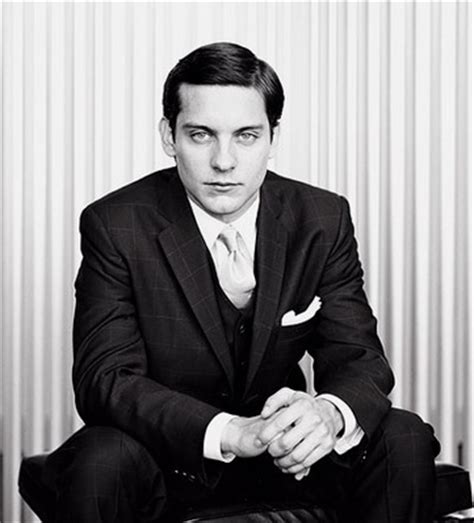 tobey maguire hair gatsby tobey maguire was adorable as nick carraway in quot the great
