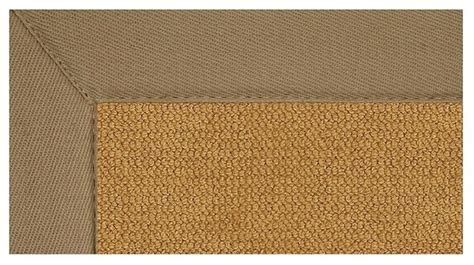 cork area rug linon 12 ft x 8 9 ft athena rug in cork with beige border view in your room houzz
