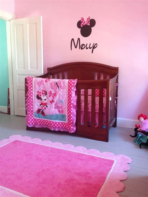 Minnie Mouse Crib Bedding Minnie Mouse Crib Bedding Sets Room Pink Wall Minnie Mouse And Zebra Has The Zebra