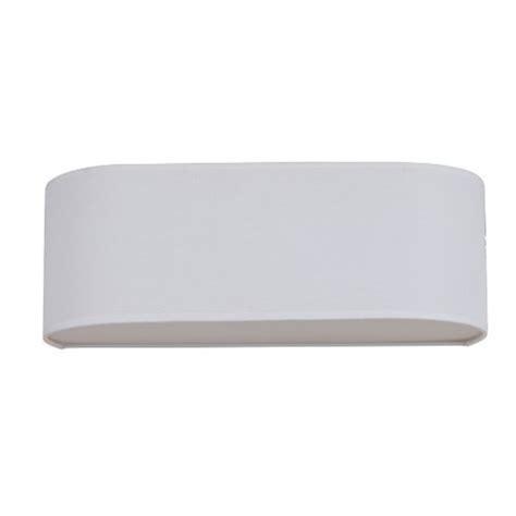 Bathroom Vanity Light Refresh Kit 7 In X 21 In White Linen Fabric Bathroom Vanity