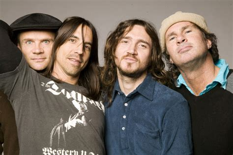 chili peppers band musik chili peppers from rock band