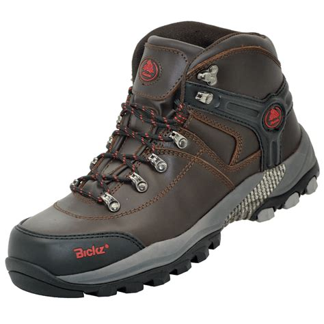 Safety Shoes Boots Cakep bickz performance 2 2 brown mesh lining safety shoe