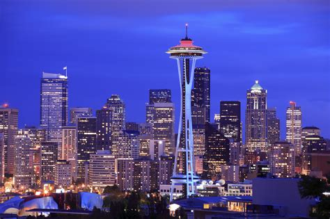 seattle city light moving 10 famous skylines from around the world