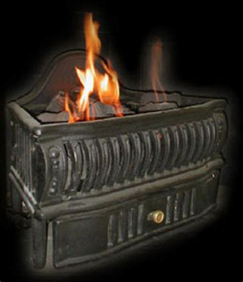 Coal Basket Fireplace Insert by Gas Coal Basket Gas Fires Fireplaces