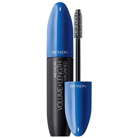 Maskara Waterproof Revlon revlon volume length magnified waterproof mascara 8 5 ml shopping australia