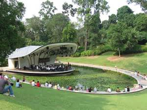 Singapore Botanic Garden Singapore Botanic Gardens Named As World Heritage Site Showflat 65 6100 8806