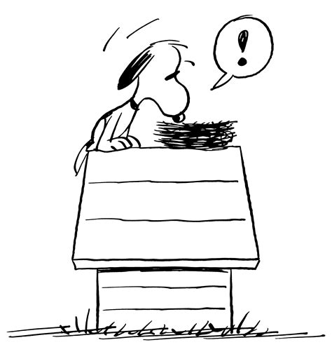 snoopy and dog house 25 best ideas about flying ace on pinterest snoopy and dog house coloring pages