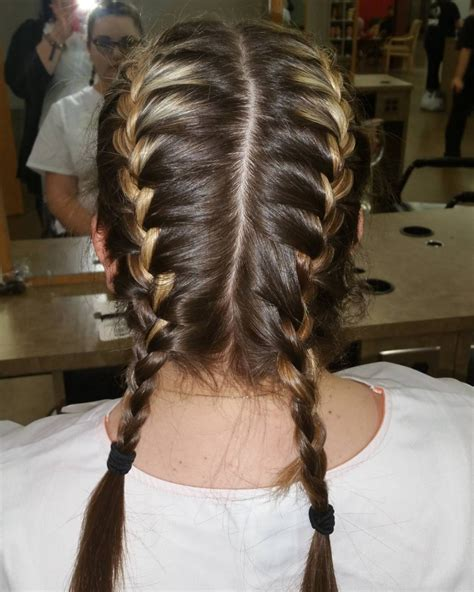 images of step by step hairbraid on popdugar french braid hair step by step 19 double french braid