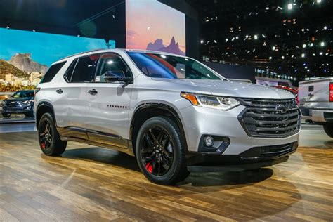 2018 chevrolet traverse redline 2018 chevolet traverse isn t that much more costly than