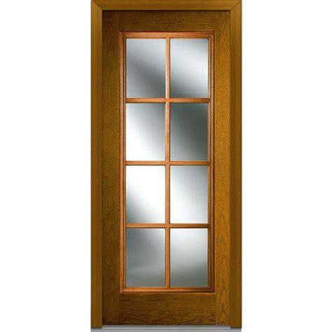 Mmi Door 32 In X 80 In Sdl Low E Right Hand Full Lite Lite Exterior Door