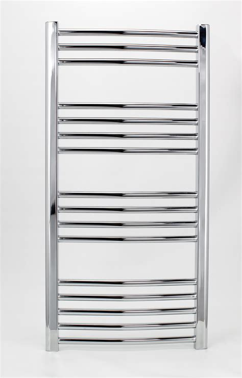 will a towel rail heat a bathroom new 600mm wide chrome heated towel rails chrome bathroom