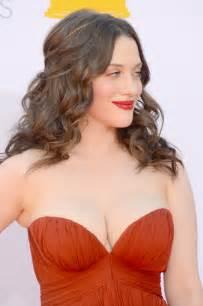 Vanity Fair Brands Kat Dennings The 2012 Emmys Moejackson