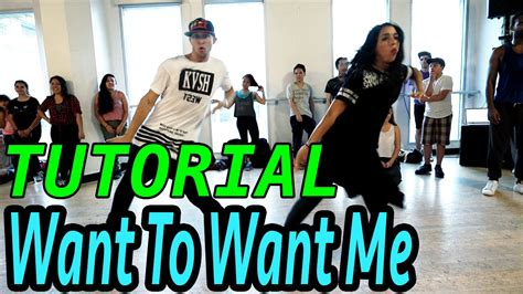tutorial want to want me want to want me jason derulo dance tutorial beginner