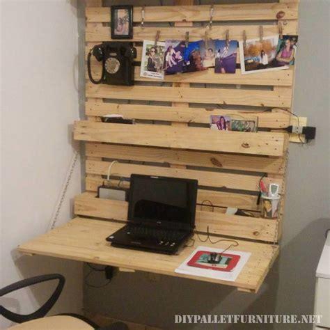 scrivania pieghevole per bambini pieghevole scrivania parete con palletmobili con pallet