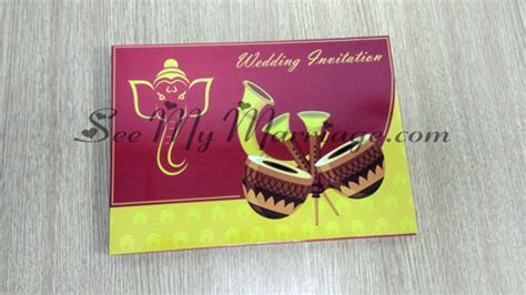 Simple LCD Screen Video Brochure Invitation For Wedding