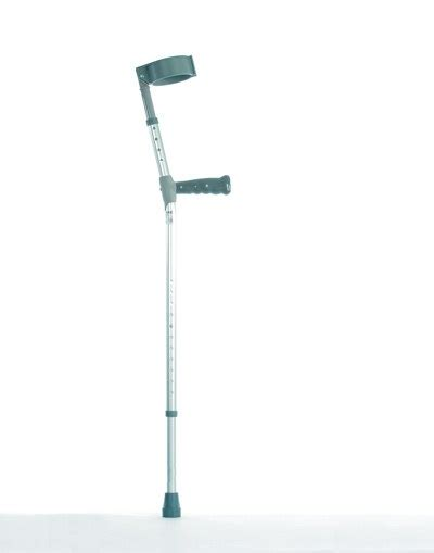 most comfortable crutches adjustable elbow crutches