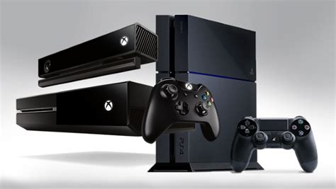 xbox one vs ps4 console xbox one vs playstation 4 which console is best