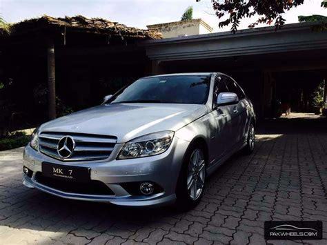 2008 Mercedes C200 mercedes c class c200 2008 for sale in islamabad
