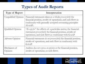 external auditors roles and responsibilities ppt