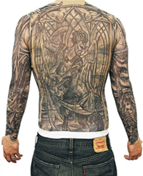 prison break tattoo design collection prison back