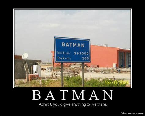 batman demotivational poster fakeposterscom