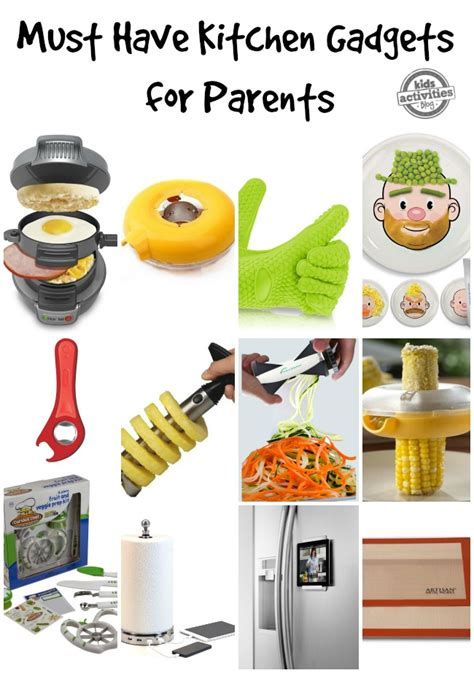 must have kitchen gadgets must have kitchen gadgets for parents