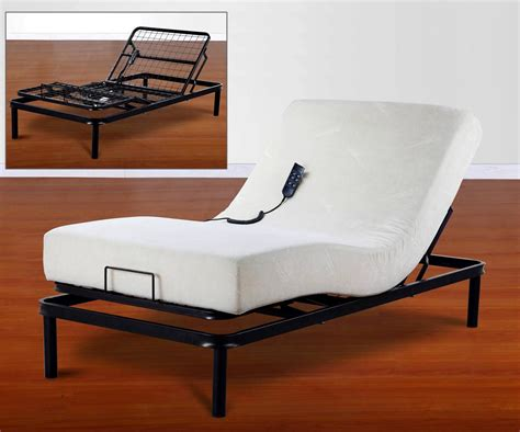 primo black bed sets with adjustable base 10 memory foam mattress ebay