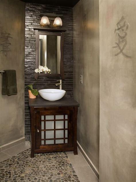 oriental bathroom ideas asian themed wallpaper 3