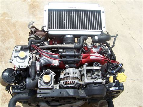 subaru impreza turbo engine jdm subaru impreza wrx sti ej20 turbo engine ver6 97