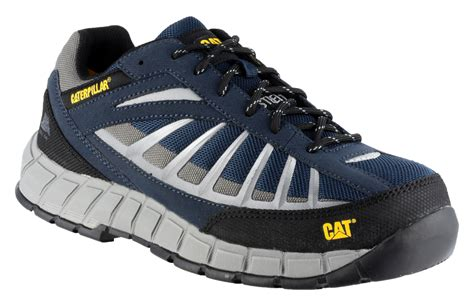 Sepatu Caterpillar Safety Boots Nitrogen Casual Pria Outdoor T0210 safety shoes for sepatu crocodile boots safety shoes
