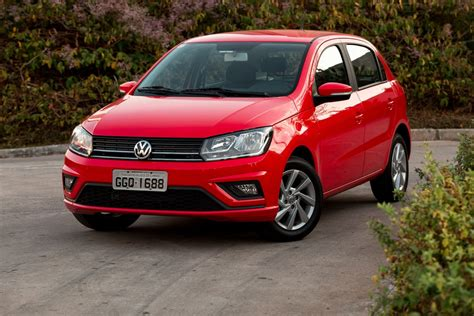 Volkswagen Linha 2020 by Volkswagen Gol E Voyage Ficam Mais Caros Na Linha 2020