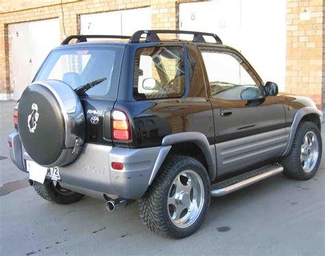 1998 Toyota Rav4 Soft Top For Sale 1998 Toyota Rav4 Pictures 2000cc Gasoline Ff Manual