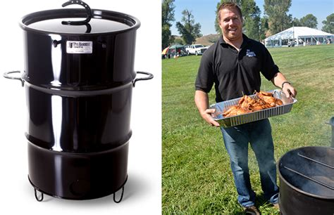 Pit Barrel Cooker The 1 Barrel Smoker Grill On The Market The Pit Barrel Cooker Barbecuebible