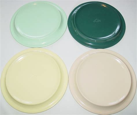 melamine sectioned plates boonton 4 divided plates melmac melamine kitchen dishes