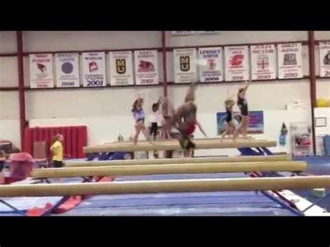 front layout gymnastics world class gymnastics center ciara gresham
